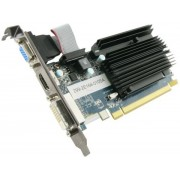 Placa Video Sapphire Radeon HD 6450, 1GB, DDR3, 64 bit, DVI, HDMI, VGA, PCI-E 2.0