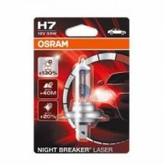 Bec auto far halogen Osram H7 Night Breaker Laser 130 55W 12V Px26D 1Buc