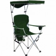 Quik Shade Full Size Folding Shade Chair - Forest Green, Model 160047DS
