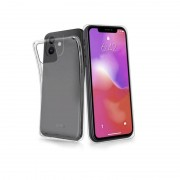 SBS Mobile Skinny Cover iPhone 11 - Transparant voor Apple iPhone 11