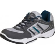 Campus Br-10 Running Shoes For Men(Grey, Green)
