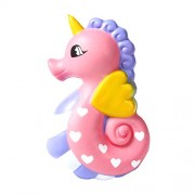 TOYMYTOY Sea Horse Slow Rising Toy Soft PU Foam Squeezing Toy