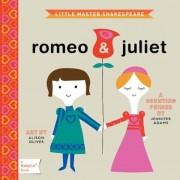 Little Master Shakespeare: Romeo & Juliet, Hardcover