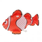 Imported Mini Inflatable Wind Up Fish Model Toys for Kids Children