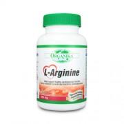 L-arginina Organika - Mareste capacitatea de efort fizic si libidoul, imbunatateste erectia, stimuleaza arderea grasimilor