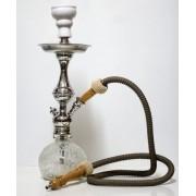 Aladin Koufy 43 cm vízipipa — fehér