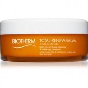 Biotherm Biosource Total Renew Balm Emulsão removedora de maquilhagem para rosto e olhos 125 ml