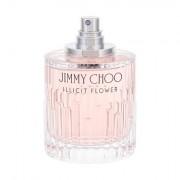 Jimmy Choo Illicit Flower eau de toilette 100 ml Tester donna