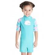 Lányos fürdőruha Speedo Bubbles Essential 8-05592b758