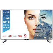 Televizor LED Horizon 43HL8510U, smart, Ultra HD, USB, HDMI, 43 inch/109 cm, DVB-T2/C/S2, negru