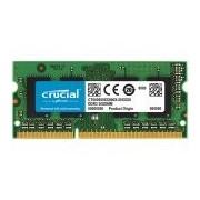 CRUCIAL 4GB DDR3L 1600 MT/s (PC3-12800) CL11 SODIMM 204pin 1.35V/1.5V for Mac (CT4G3S160BM)