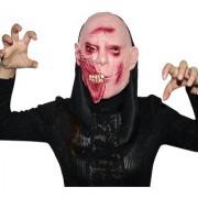 Futaba Halloween Flat Head Monk Horror Mask