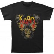 Tricou Korn: Skulldelis