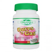 Burps N Gas Organika 30 capsule