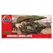 Kit Tanc Airfix 4301 Tanc Churchill Bridge Layer Scara 1:76