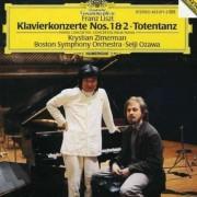 F Liszt - Pianoconc. No.1 In Es (0028942357129) (1 CD)