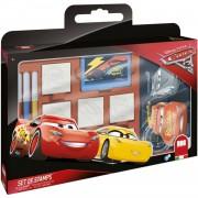 Disney stempelset Cars 12-delig