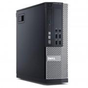 Sistem Desktop PC Dell Optiplex 9020 SFF cu procesor Intel Core i5 - 4570, memorie Ram 8GB DDR3, unitate stocare SSD de 128GB dedicat office/birou