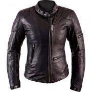 Helstons Motorradjacke Motorradschutzjacke Helstons Ks-70 Rag Damen Lederjacke schwarz XXL schwarz
