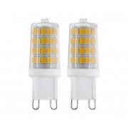 Bec LED G9/3W 3000K - Eglo 11674