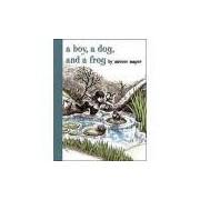 Livro - A Boy, A Dog And A Frog