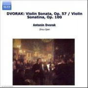 A. Dvorak - Music For Violin & Piano (0636943441329) (1 CD)
