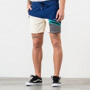 Aimé Leon Dore Zipper Pocket Shorts Navy/ Cream