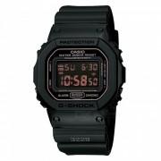 Reloj digital Casio G-choque DW-5600MS-1 para hombre-Negro