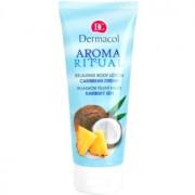 Dermacol Aroma Ritual leite corporal relaxante com óleo de coco 200 ml
