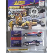 Johnny Lightning Indianapolis 500 Champions Collection 1978 Al Unser Chevy Corvette Pace Car