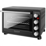 Mini Horno Taurus Horizon 45 Color Negro Con Grill