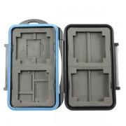 JJC MC-5 Water Resistant Waterproof Memory Card Case Box