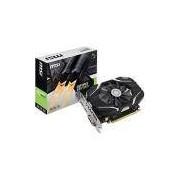Placa de Video GeForce GTX 1050 ti 4gb Oc - MSI