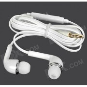 HEADFREE FOR MOBILE PHONE WHITE COLOR 3.5 MM JACK CODE-300