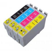 (4pack) EPSON T0895 multipack - kompatibilné náplne do tlačiarne Epson