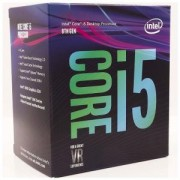 Процесор Intel CPU Desktop Core i5-8600 (3.1GHz, 9MB, LGA1151), BX80684I58600SR3X0