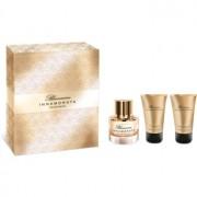 Blumarine Innamorata lote de regalo I. eau de parfum 30 ml + gel de ducha y baño 30 ml + leche corporal 30 ml