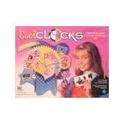 Milton Bradley Cool Clocks Personalized Clock Making Kit