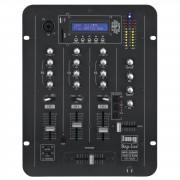IMG STAGELINE MPX-30DMP 3 canales Mezclador para DJ c. reproductor MP3