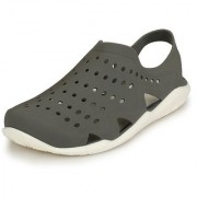 Afrojack Men's Swiftwater Wave Crocs