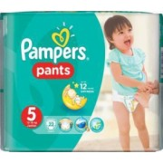 Scutece Pampers Active Baby Pants 5 Carry Pack 22 buc