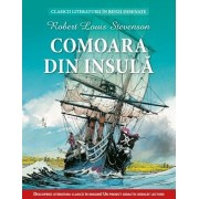 Comoara din insula. Clasicii literaturii in benzi desenate