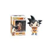Boneco Funko Pop Dragon Ball Goku Black Hair Exclusivo 9