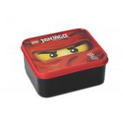 40501733 Cutie pentru sandwich LEGO Ninjago rosu