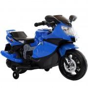 Dečji motor na akumulator (Model 117 plavi)