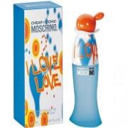 Moschino Cheap & Chic I Love Love EDT 100ml pentru Femei