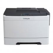 Color Laser Printer Lexmark CS317dn Duplex ; A4; 1200 x 1200 dpi;4800 CQ; 23 ppm; 256 MB; capacity: 250 sheets; USB 2.0; LAN; 2-line APA LCD, Посочената цена не може да се използва за участие в тръжни процедури!