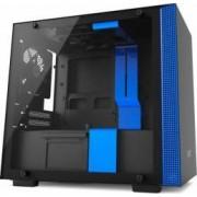 Carcasa NZXT H200 Matte Black/Blue Fara sursa