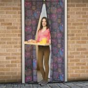 Szúnyogháló függöny ajtóra - Bagoly