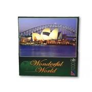 """Wonderful World """"Sydney Opera House"""" Puzzle - 1000 Pieces"""